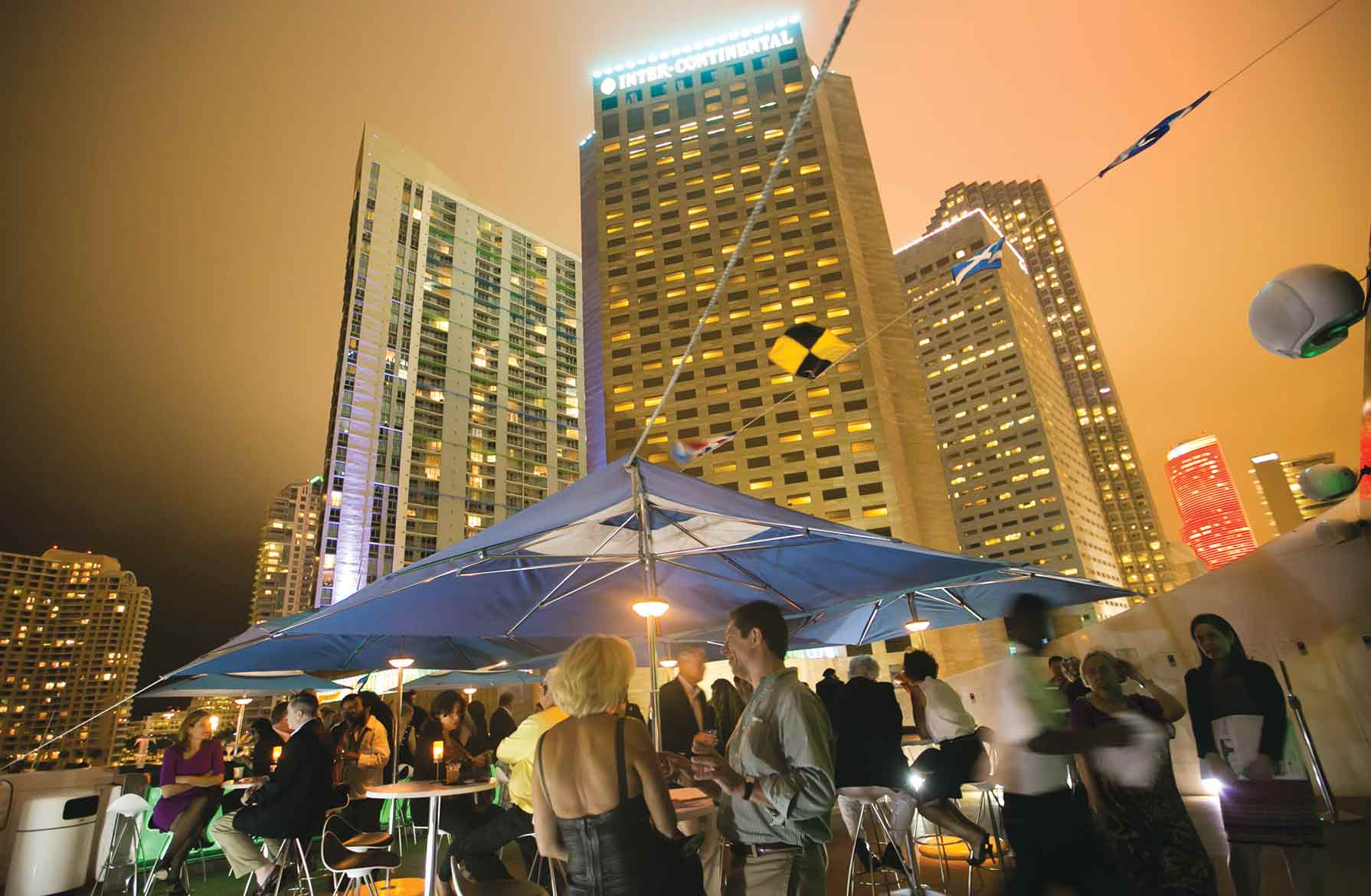 As ever, Miamians ready to party