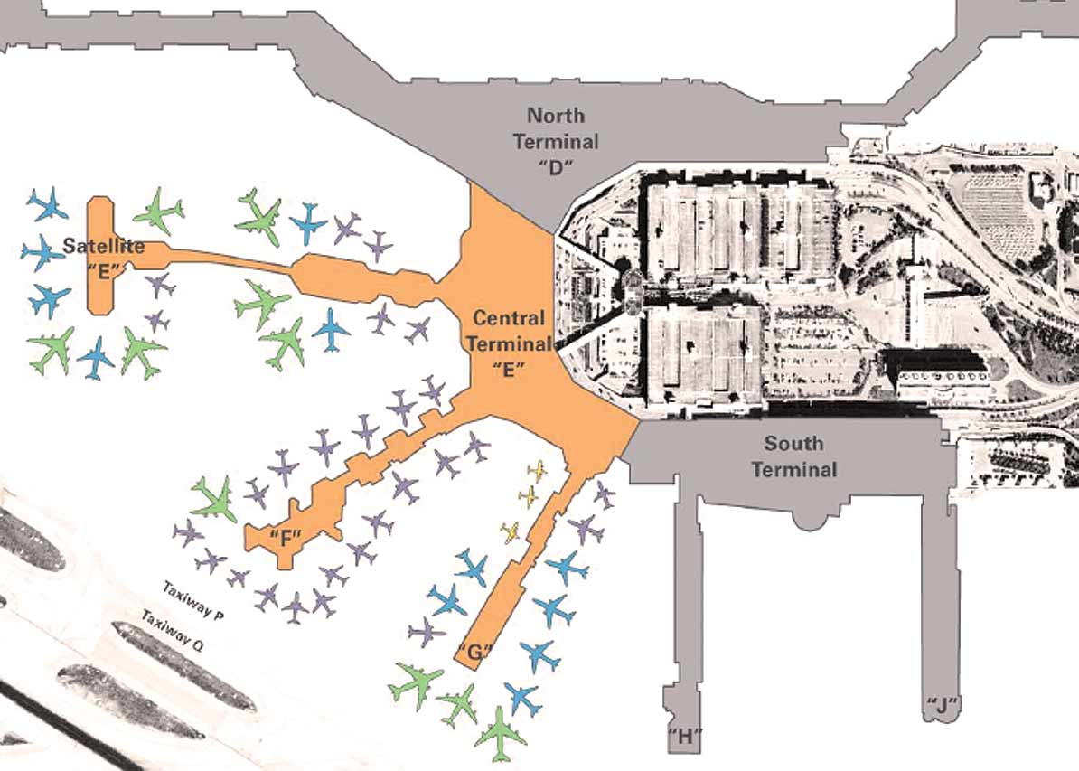 Massive air terminal plan up in air