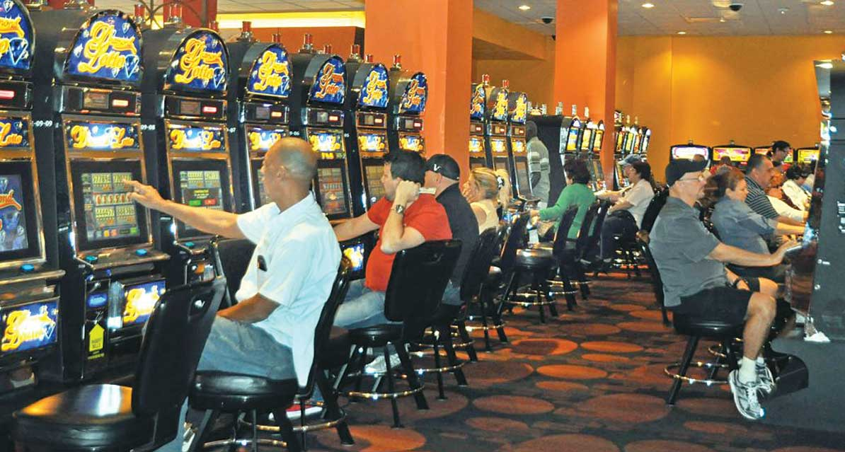 Gambling in Florida shrinks a bit