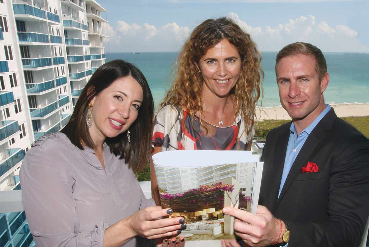 Miami real estate team targets Paris