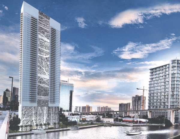 55-story riverside condo heads to OK
