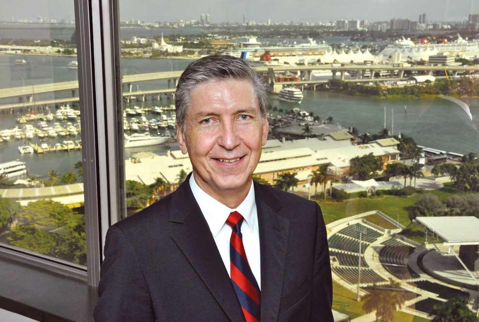 Profile: Consul General Juergen Borsch