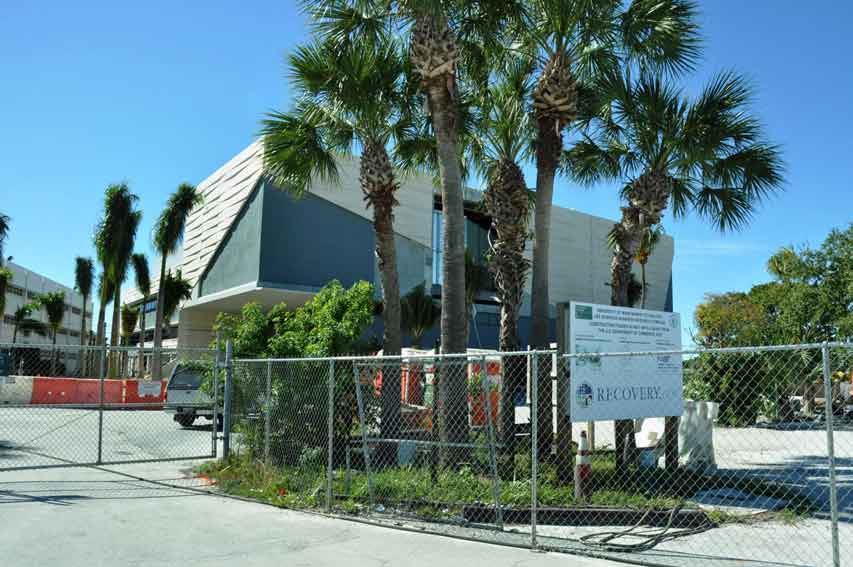 Research complex links animals, wind and waves