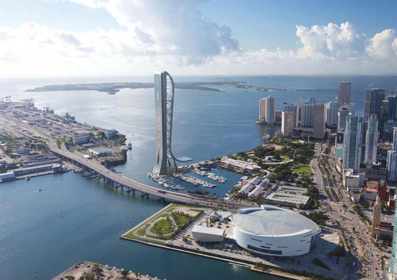 Skyrise, college, Overtown project hit county jackpot