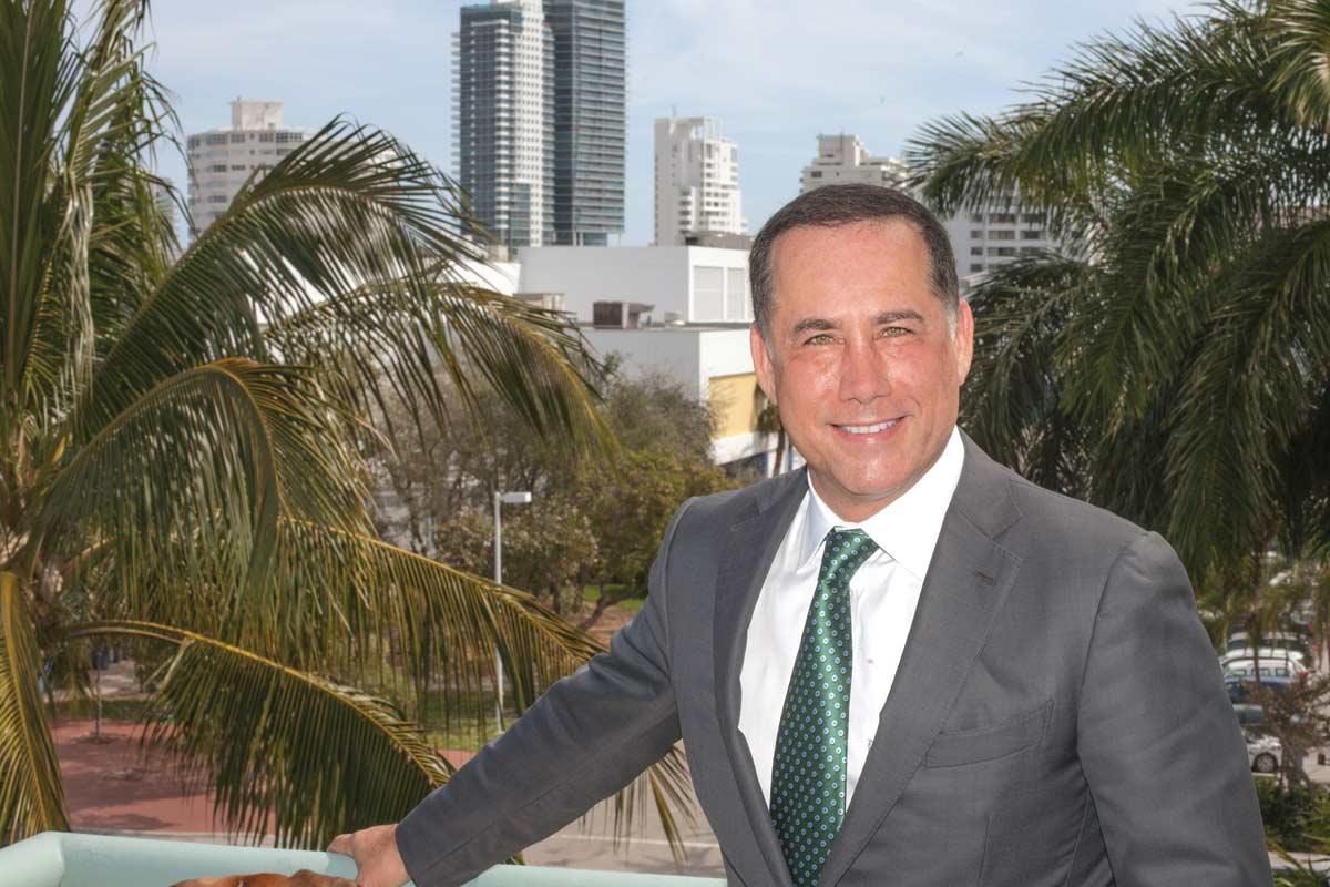 Profile: Philip Levine