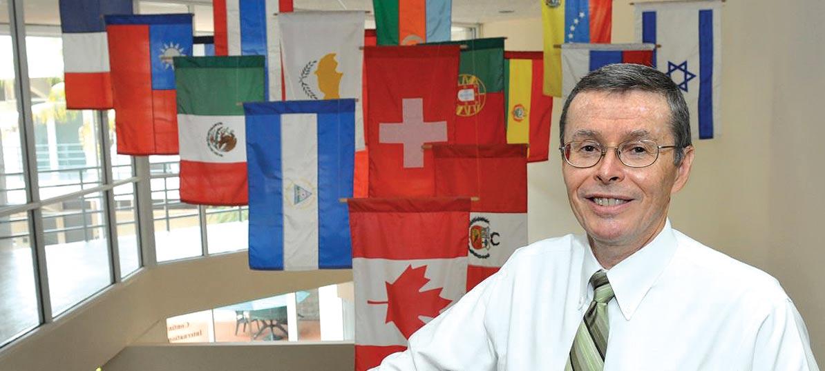 Miami foreign enrollments rising