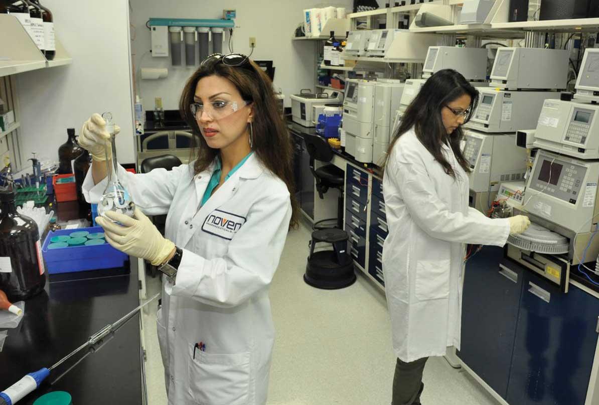 Pharmaceutical firms flock to Miami