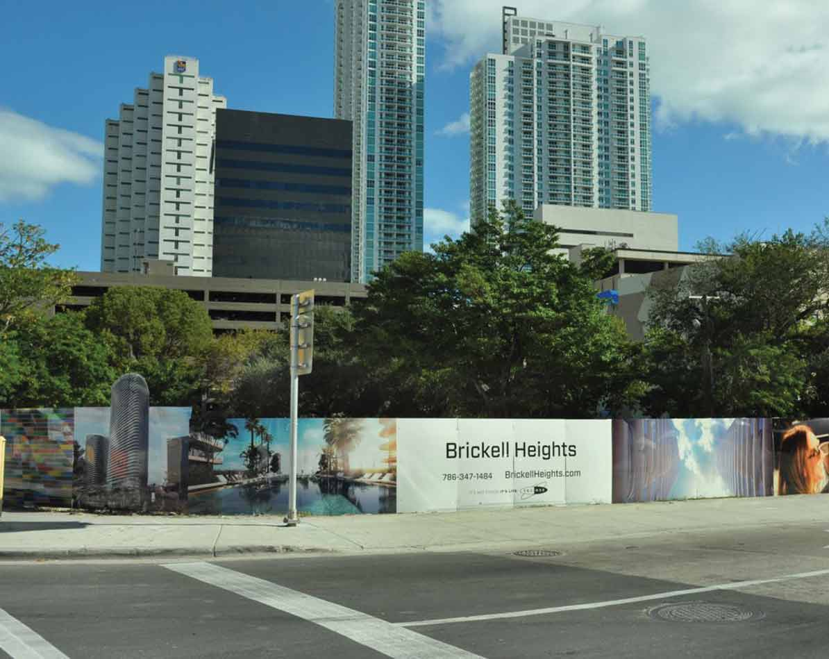 Brickell rents up 32% in 5 years and rising