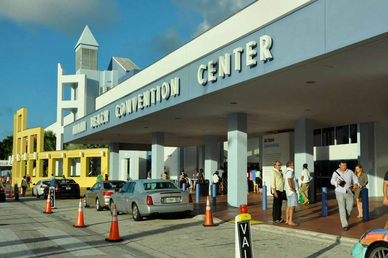 Convention center to ration space, oust some shows