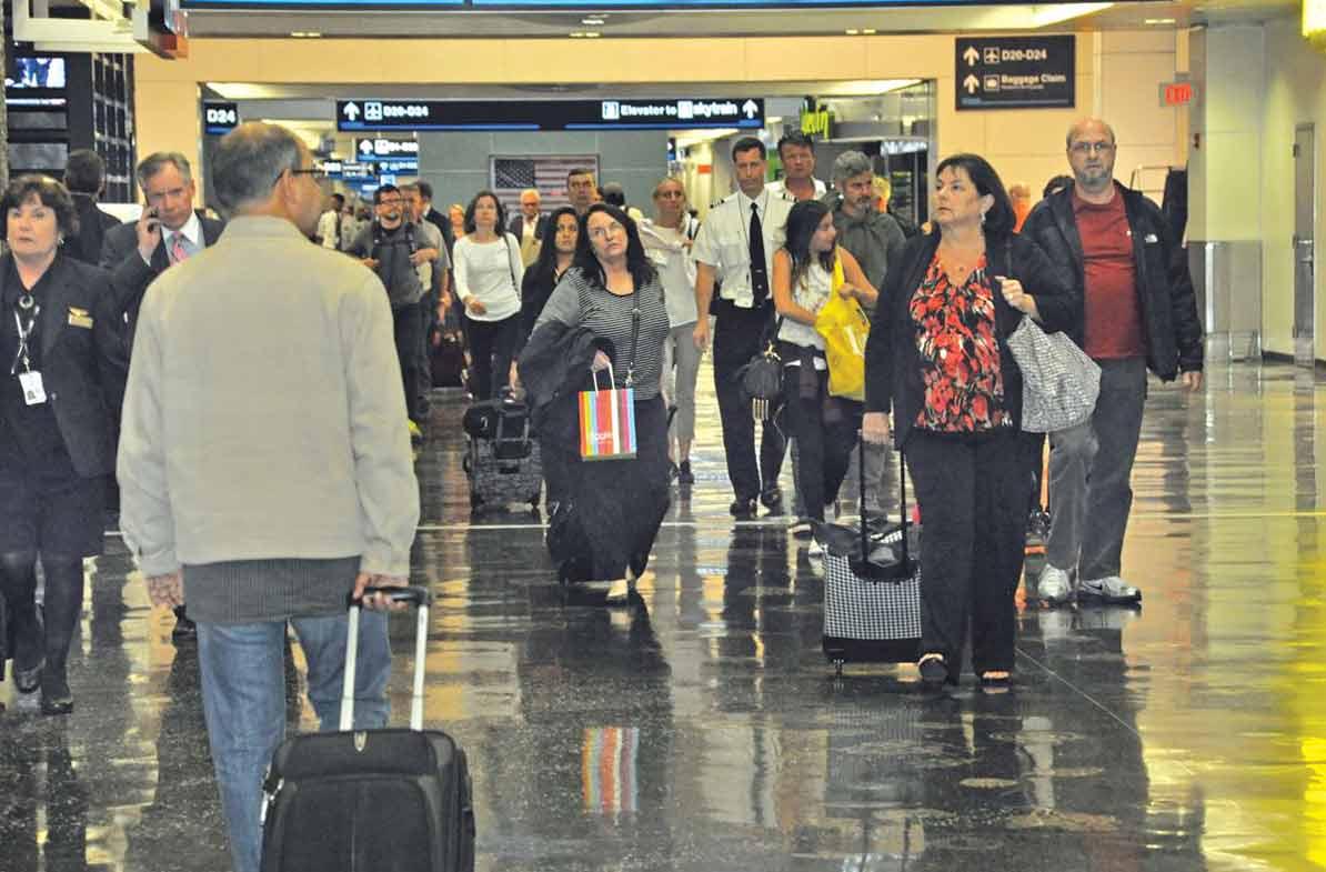 Foreigners do 70% of tourist spending