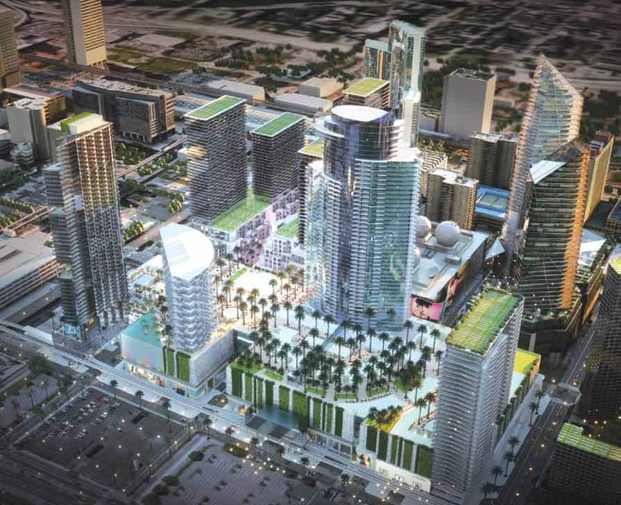 Downtown convention hub sidetracked