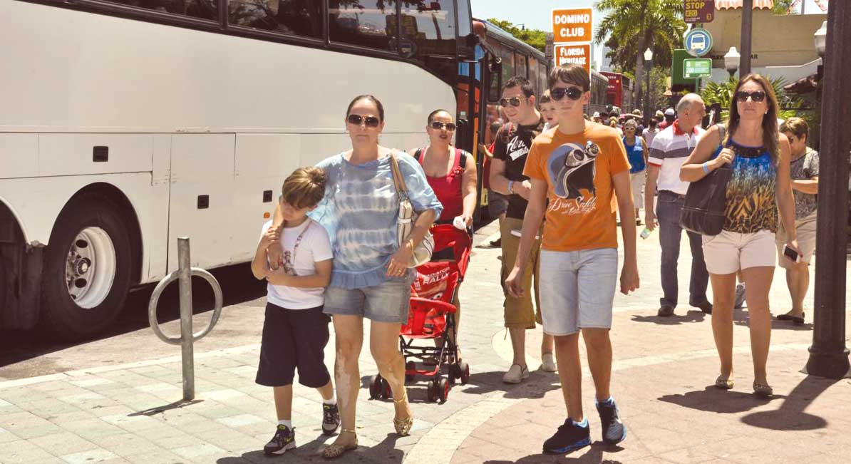 Miami Beach thinking of rules for tour buses