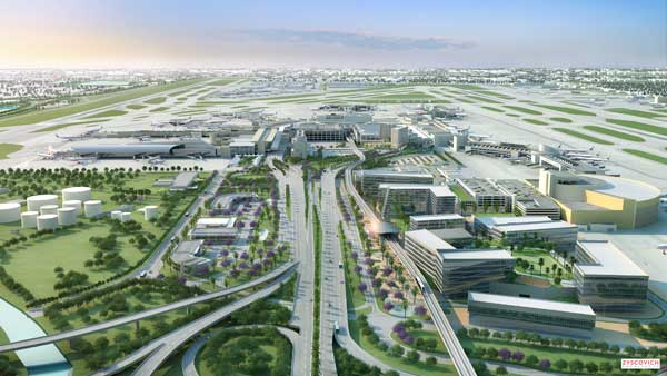 Odebrecht pressures county on Airport City