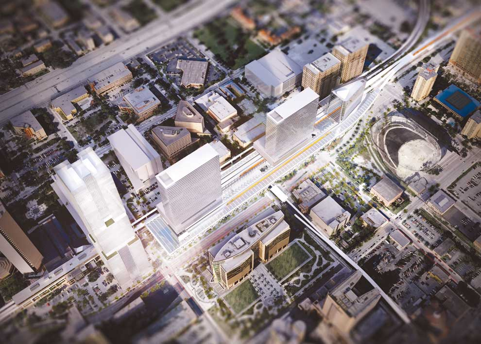 Downtown rail link would cost $68 million