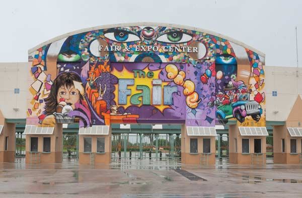 Youth expo operators seek 'fair' deal