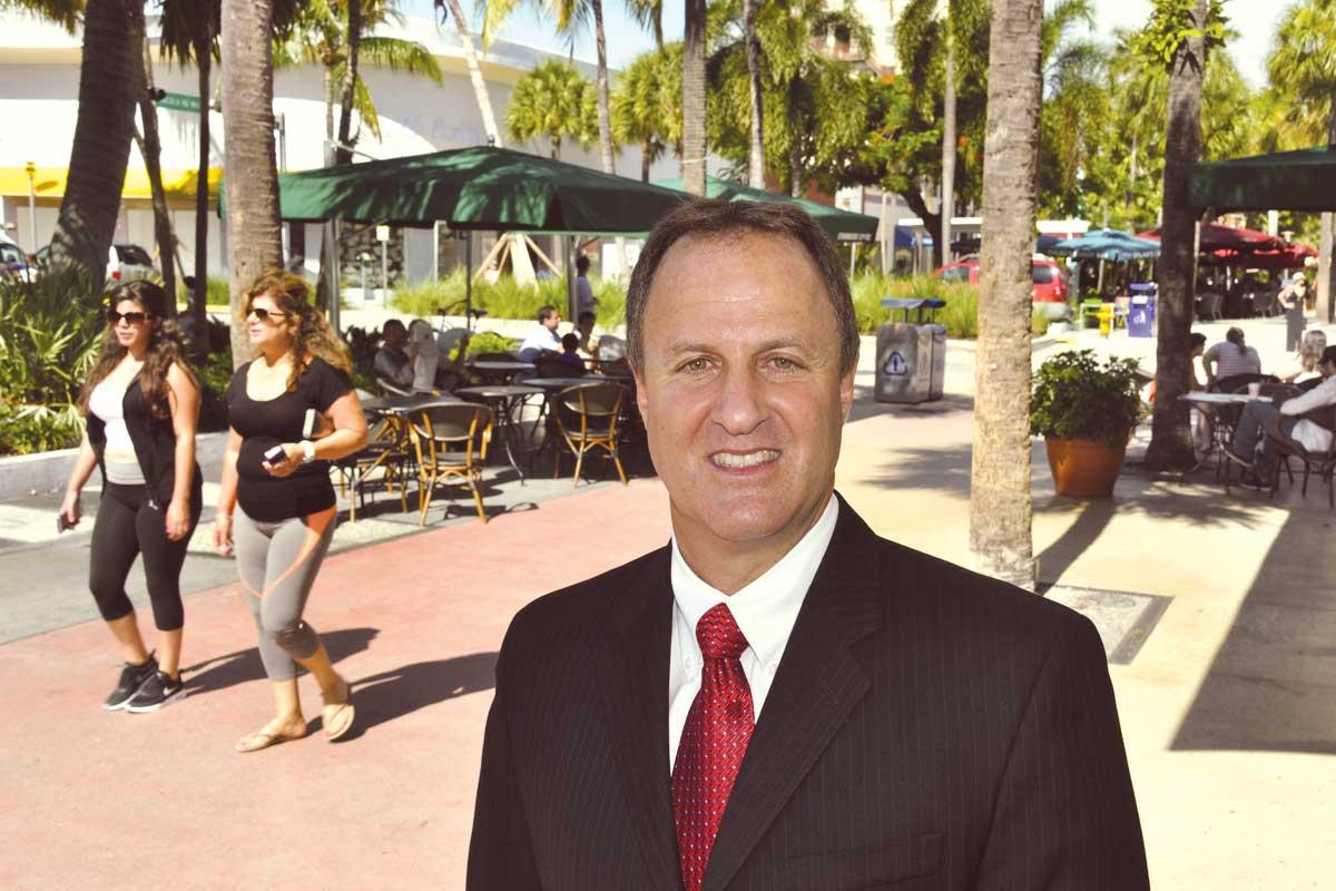 Profile: Michael Goldberg