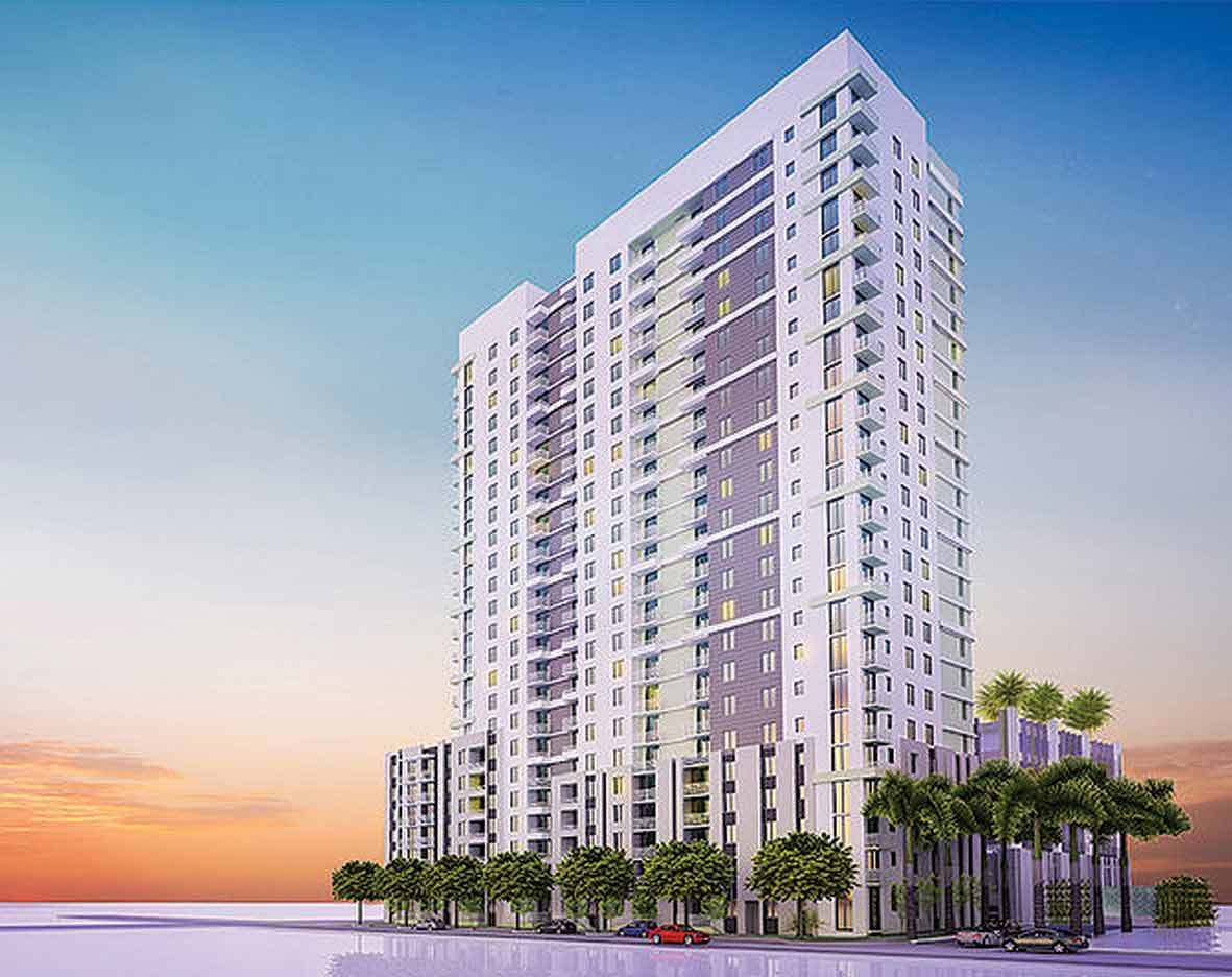Brickell grows west with 372-unit project