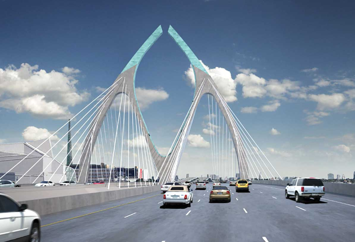 I-395 bridge funded for 2018