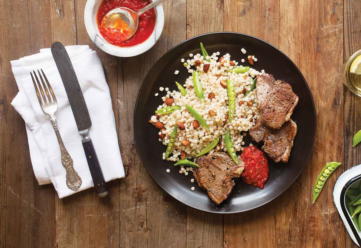 Plated to ship ready-to-cook meals from Miami Lakes