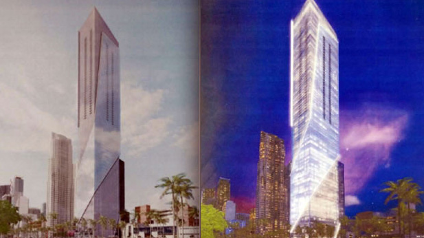 77-story downtown tower advances