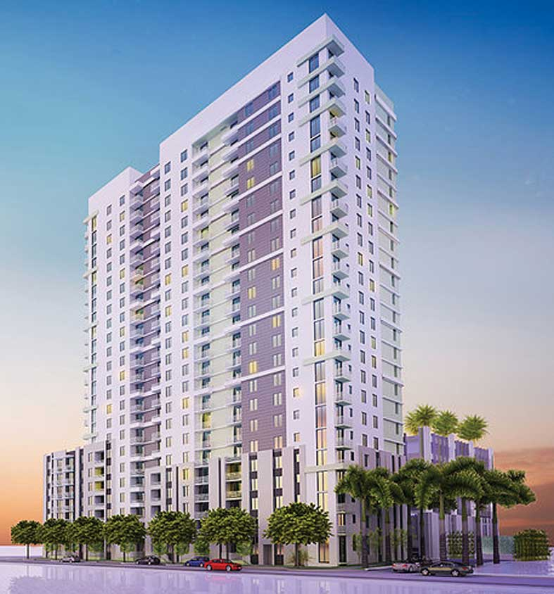 West Brickell becoming New Frontier