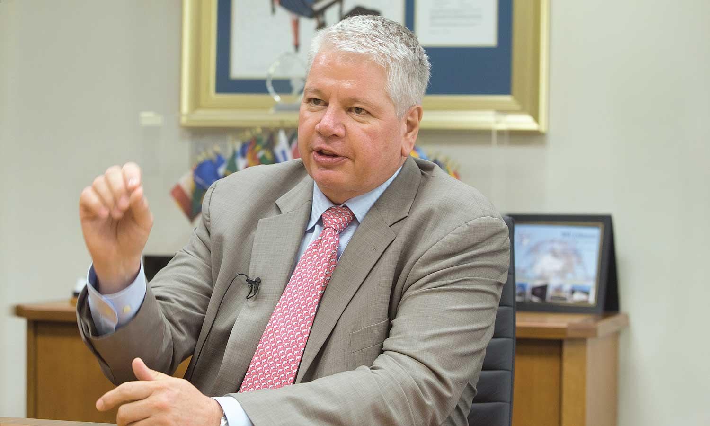 Profile: Bill Johnson