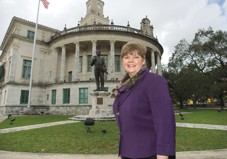 Profile: Cathy Swanson-Rivenbark