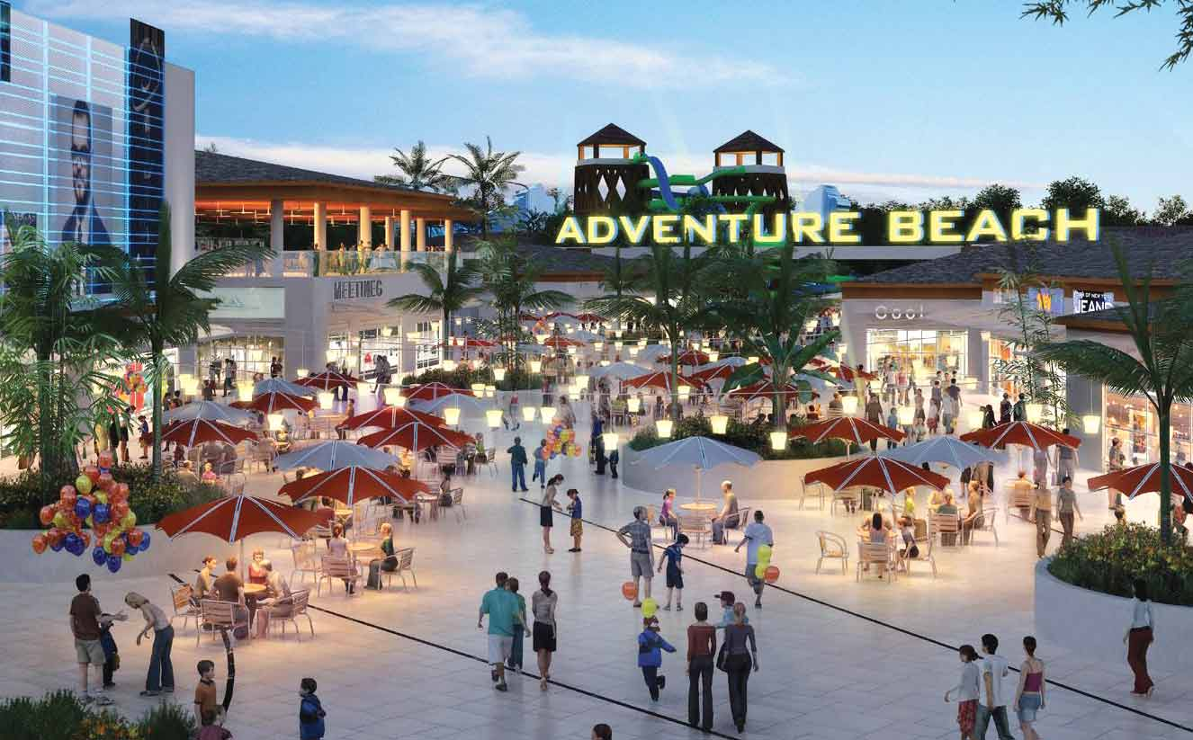 Theme park sets sights on Coast Guard land