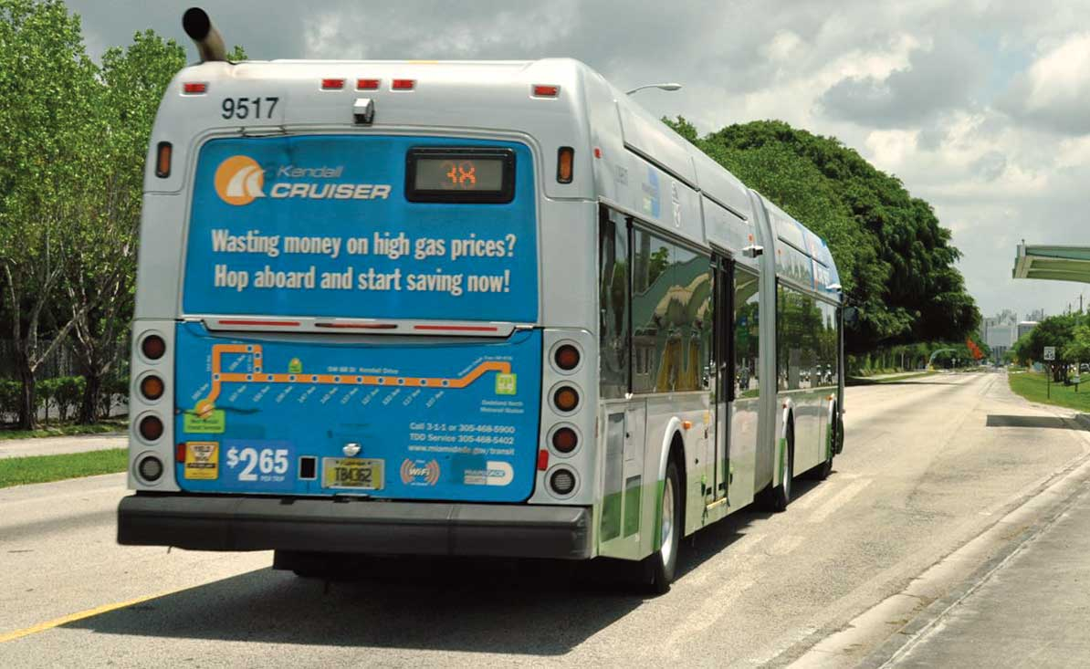 Give us rail, not buses, South Dade pleads