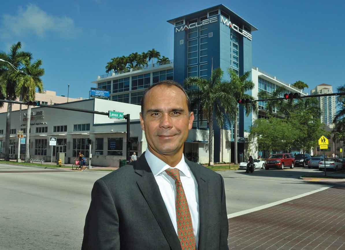 Beach offices win in niche environment
