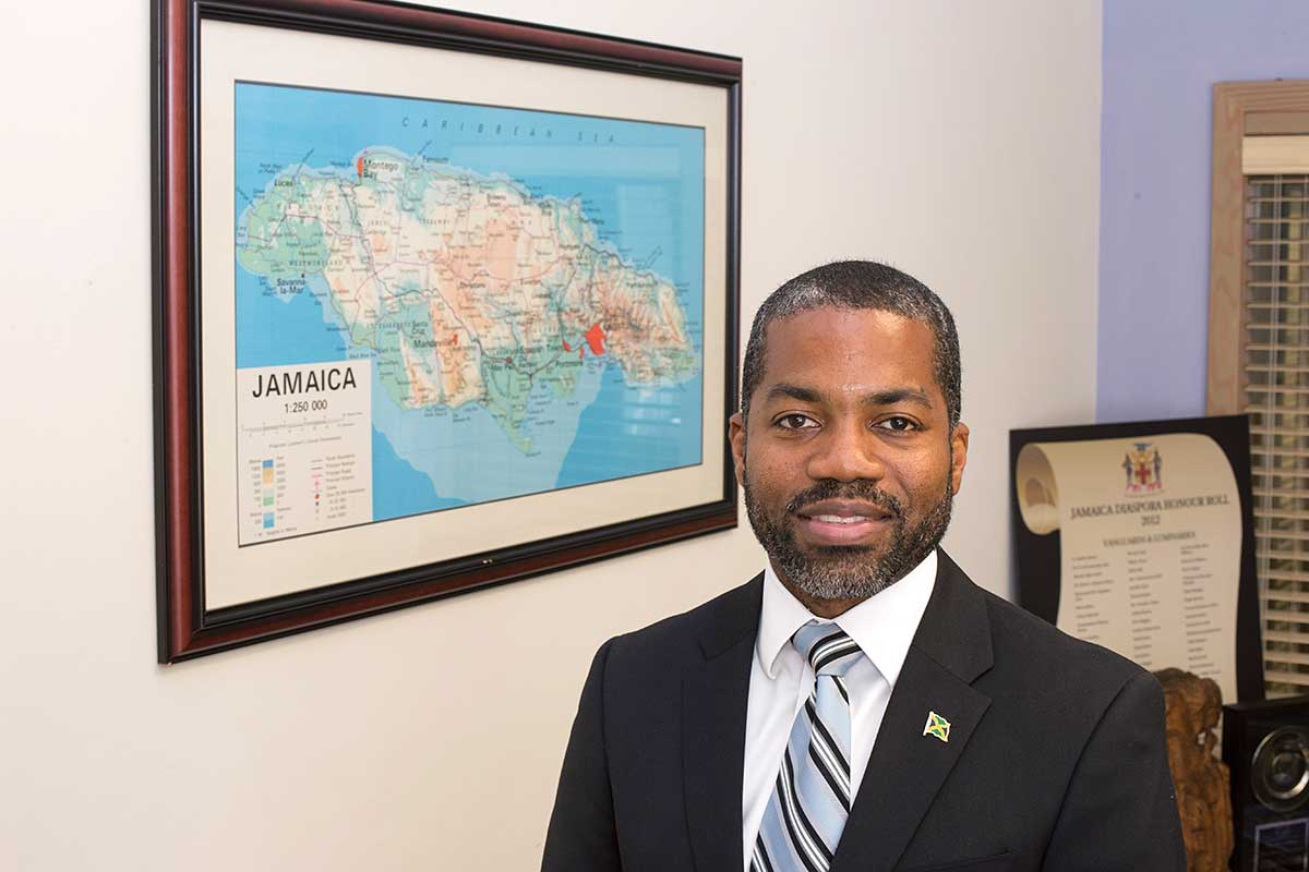 Franz Hall: Expanding Jamaica's business ties with the region