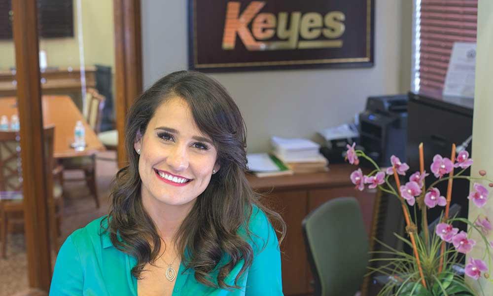 Christina Pappas: Third generation leader sees realty growth at Keyes