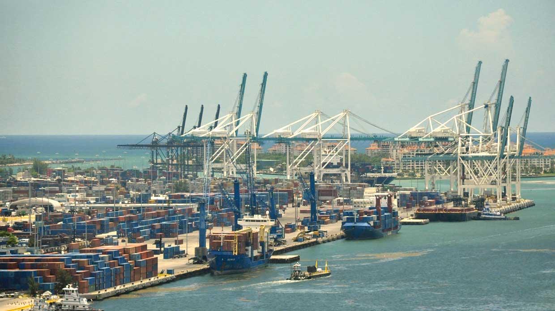 PortMiami cargo nears record