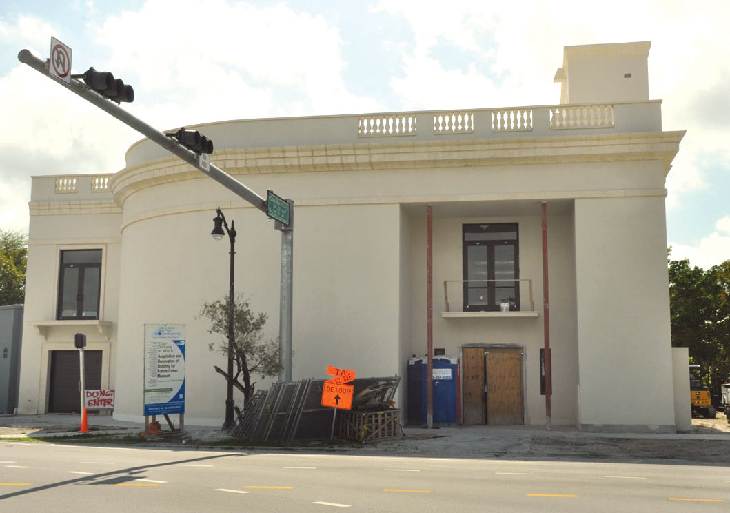 Cuban Museum due for wrap-up