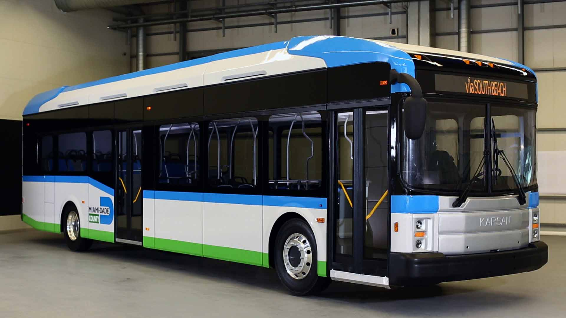 Turkish bus manufacturer picks county plant site