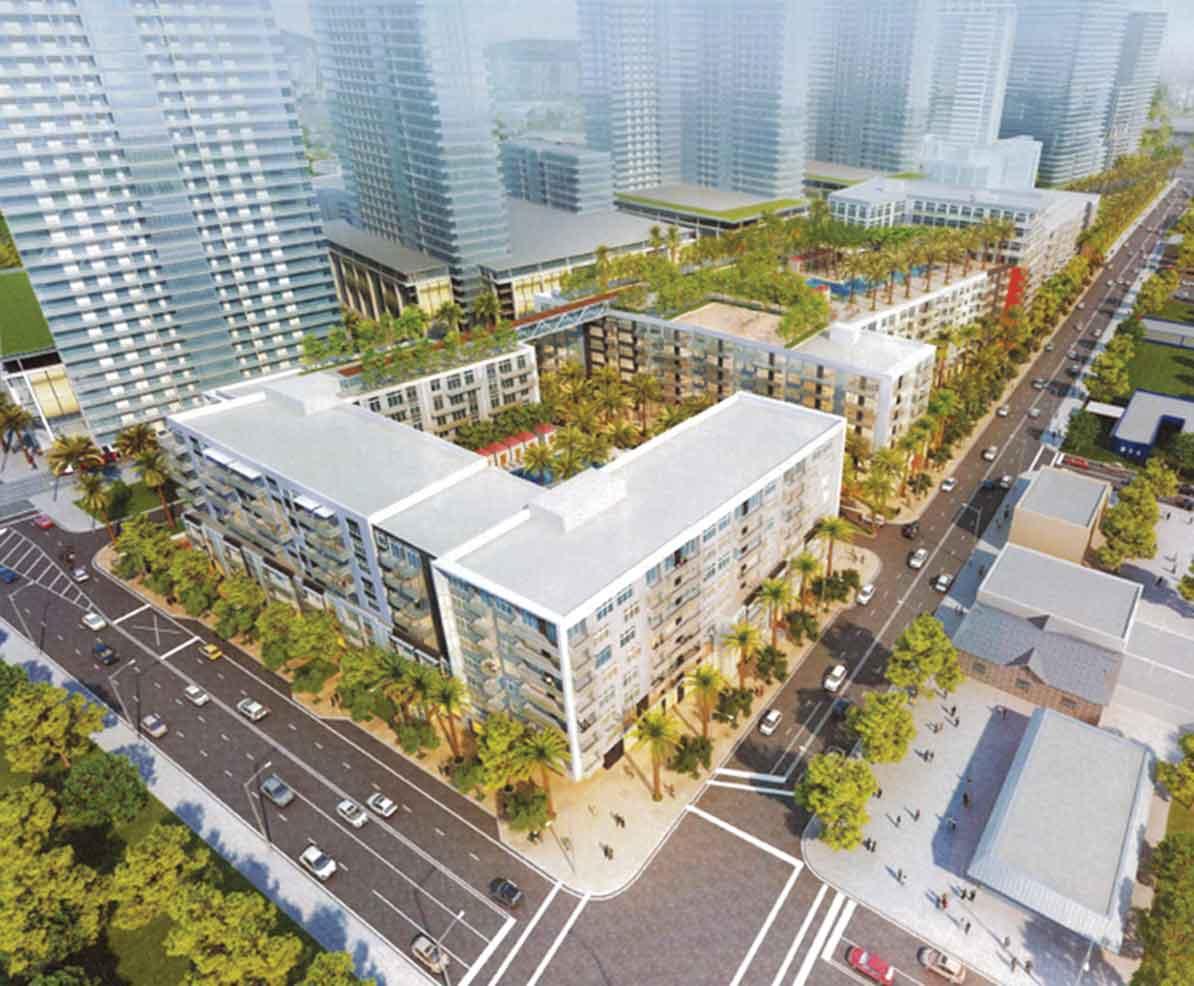 700 Midtown rentals get cold shoulder