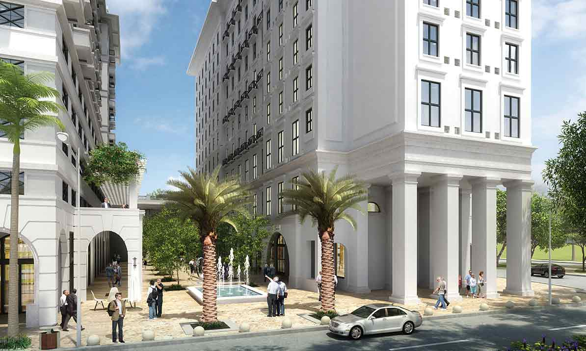 Action put off on Gables US 1 project