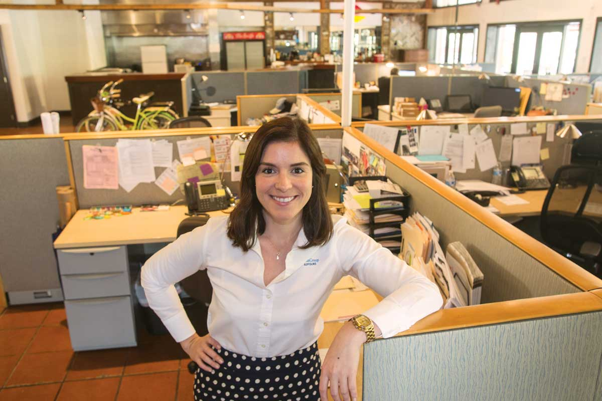 Cristina Mas: 'Community Builder' honoree relishes digital change