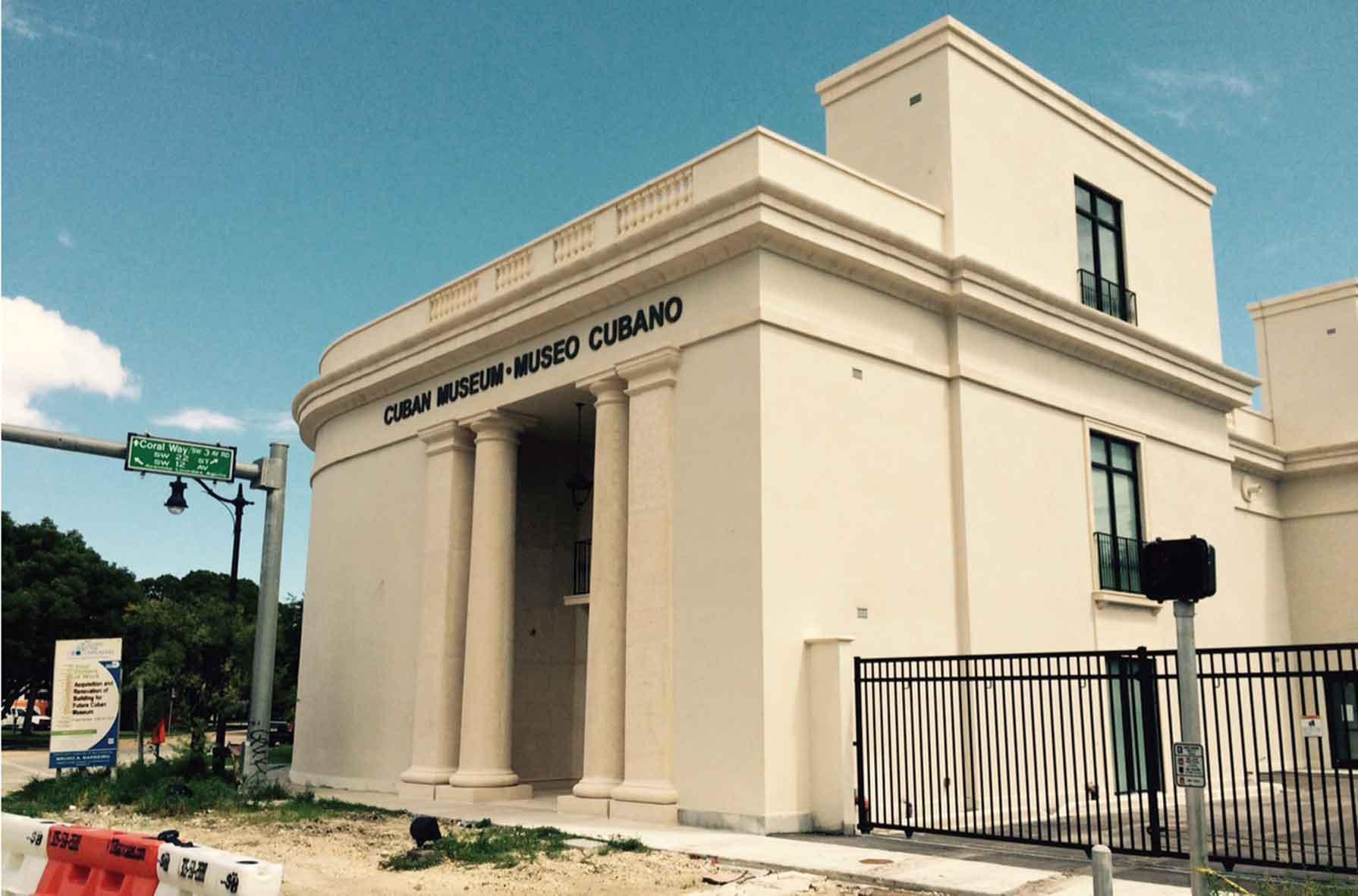 Cuban Museum preparing for opening