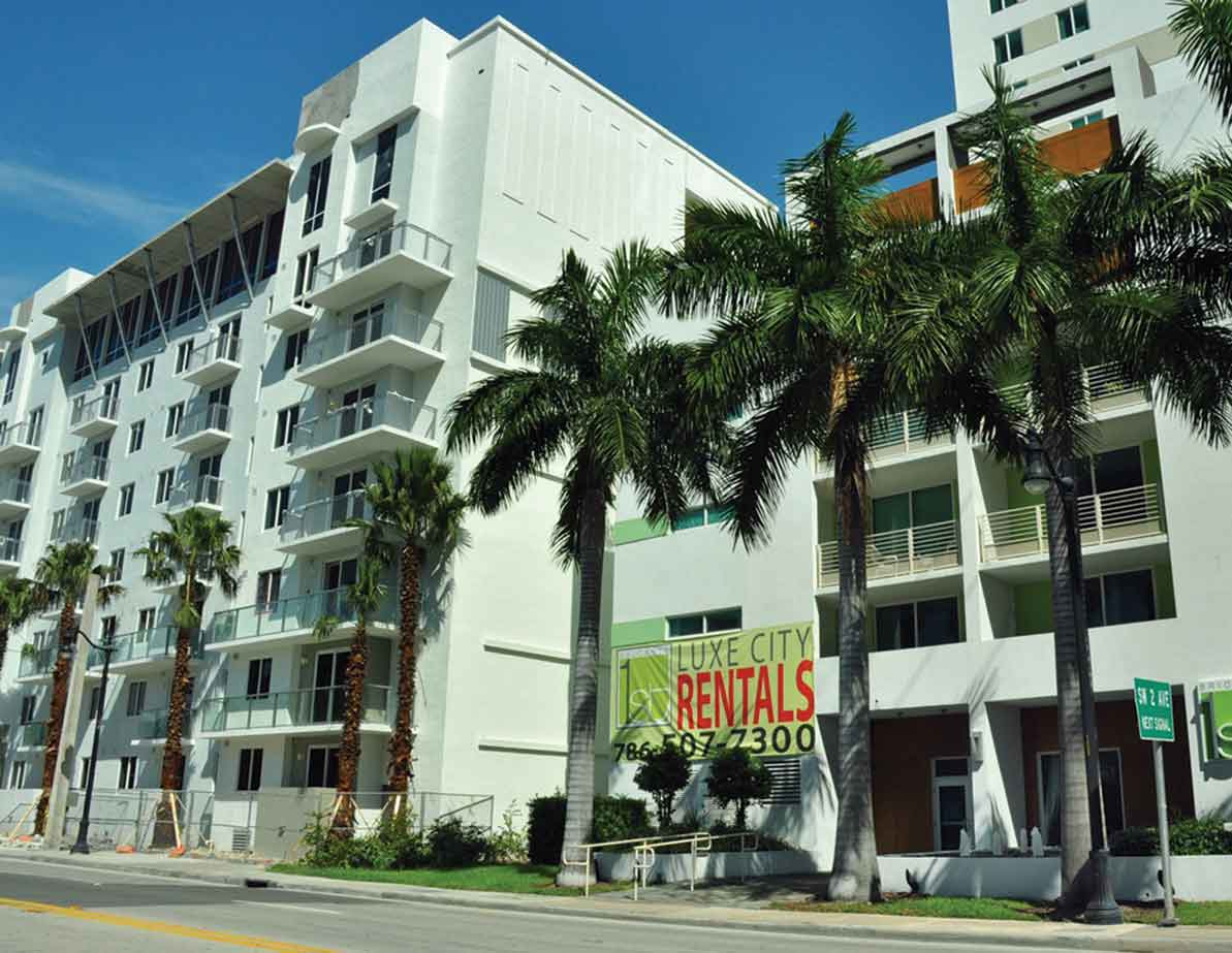 Most new downtown condos rented immediately