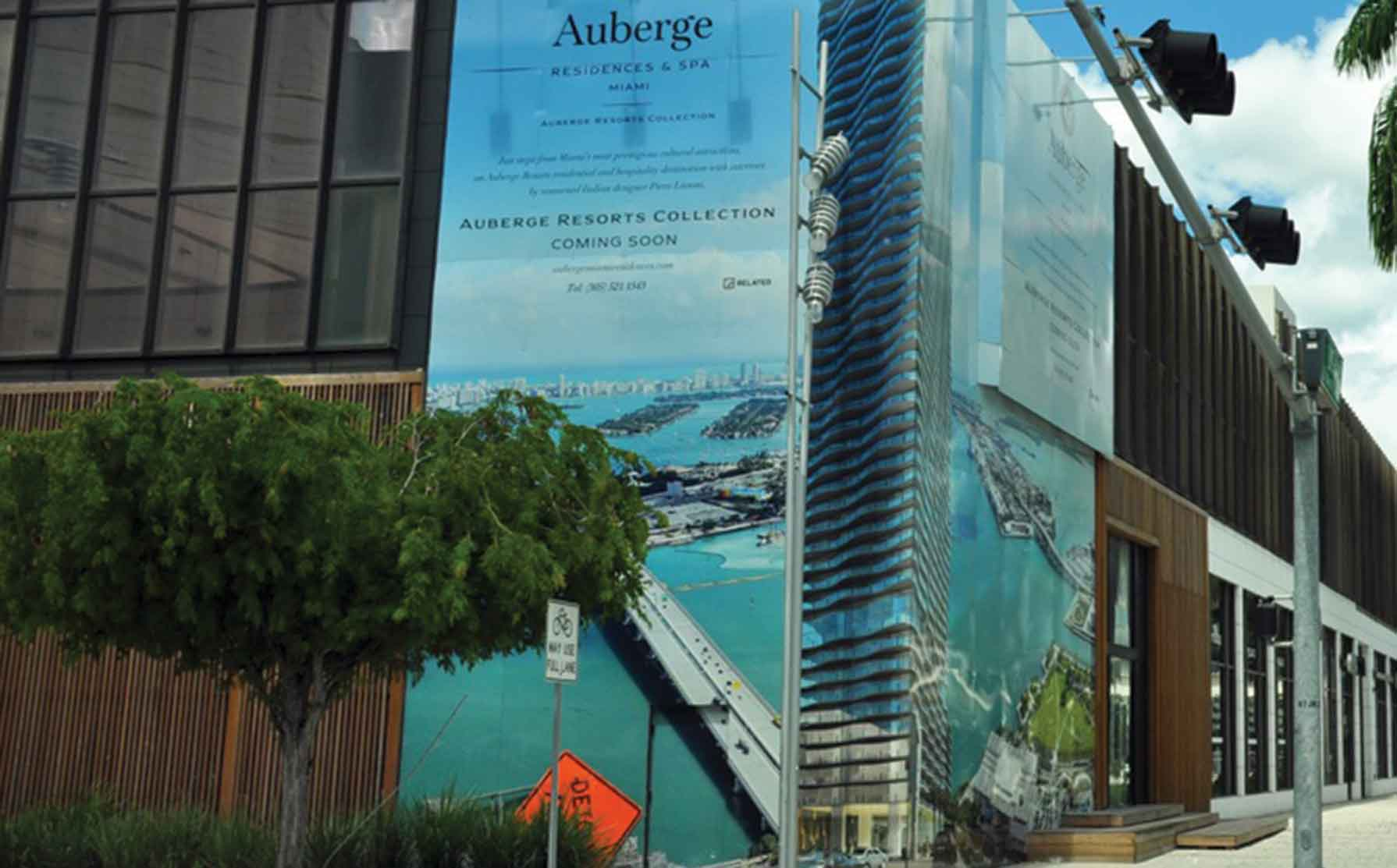 Three massive towers to rise beside arts center