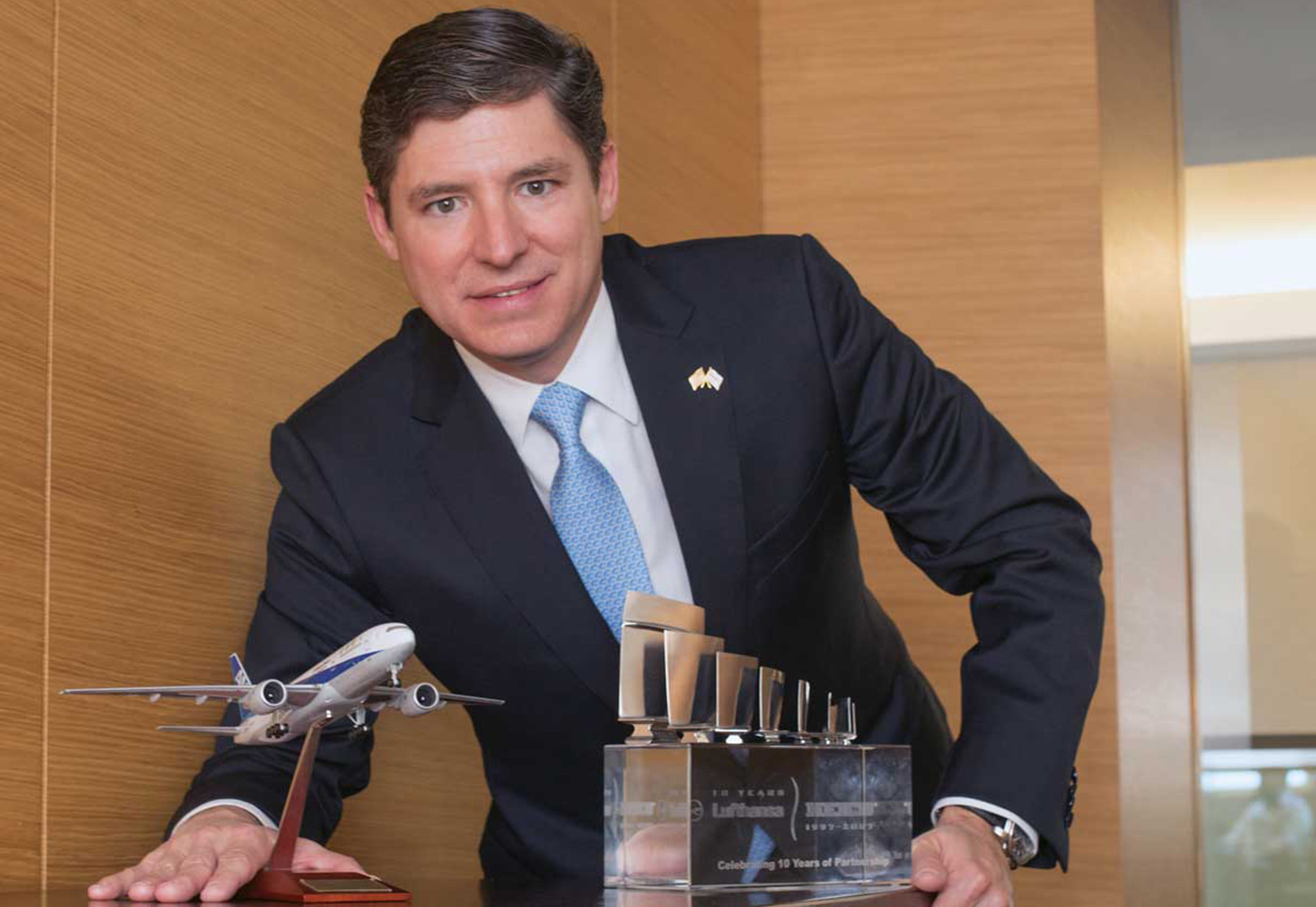 Eric Mendelson: Oversees high-flying aerospace corporation HEICO