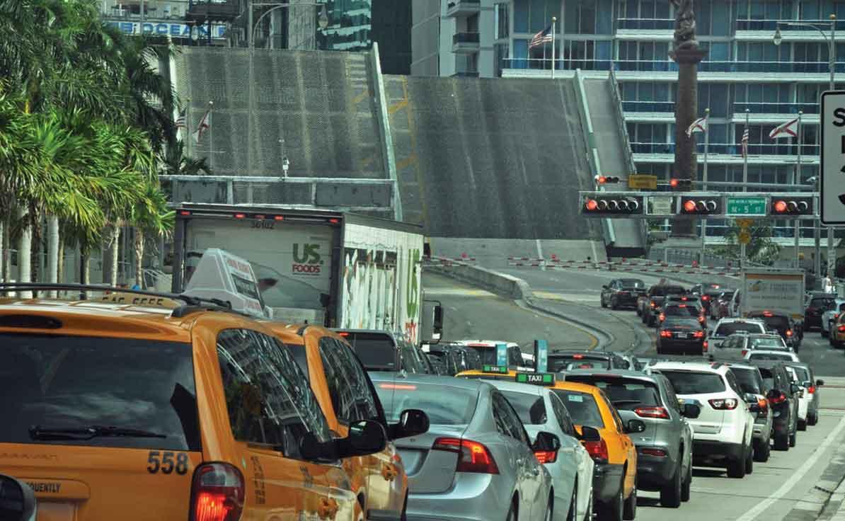 21% of traffic-blocking bridge openings broke rules