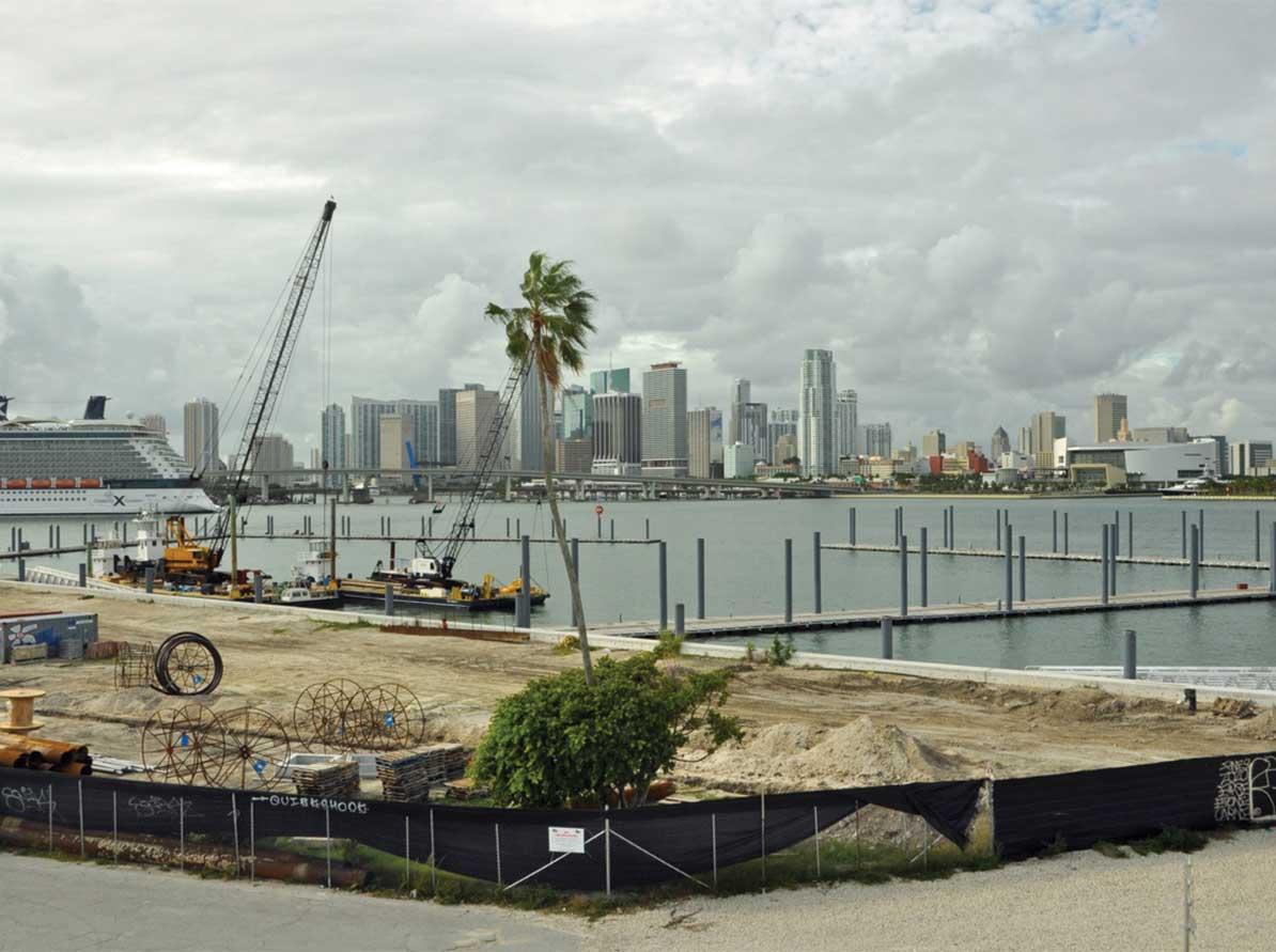 2 hotels set to sign at mega-yacht hub