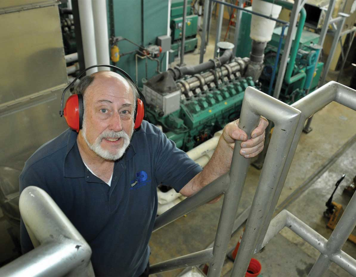 Landfill gas cash cow hits hiccup