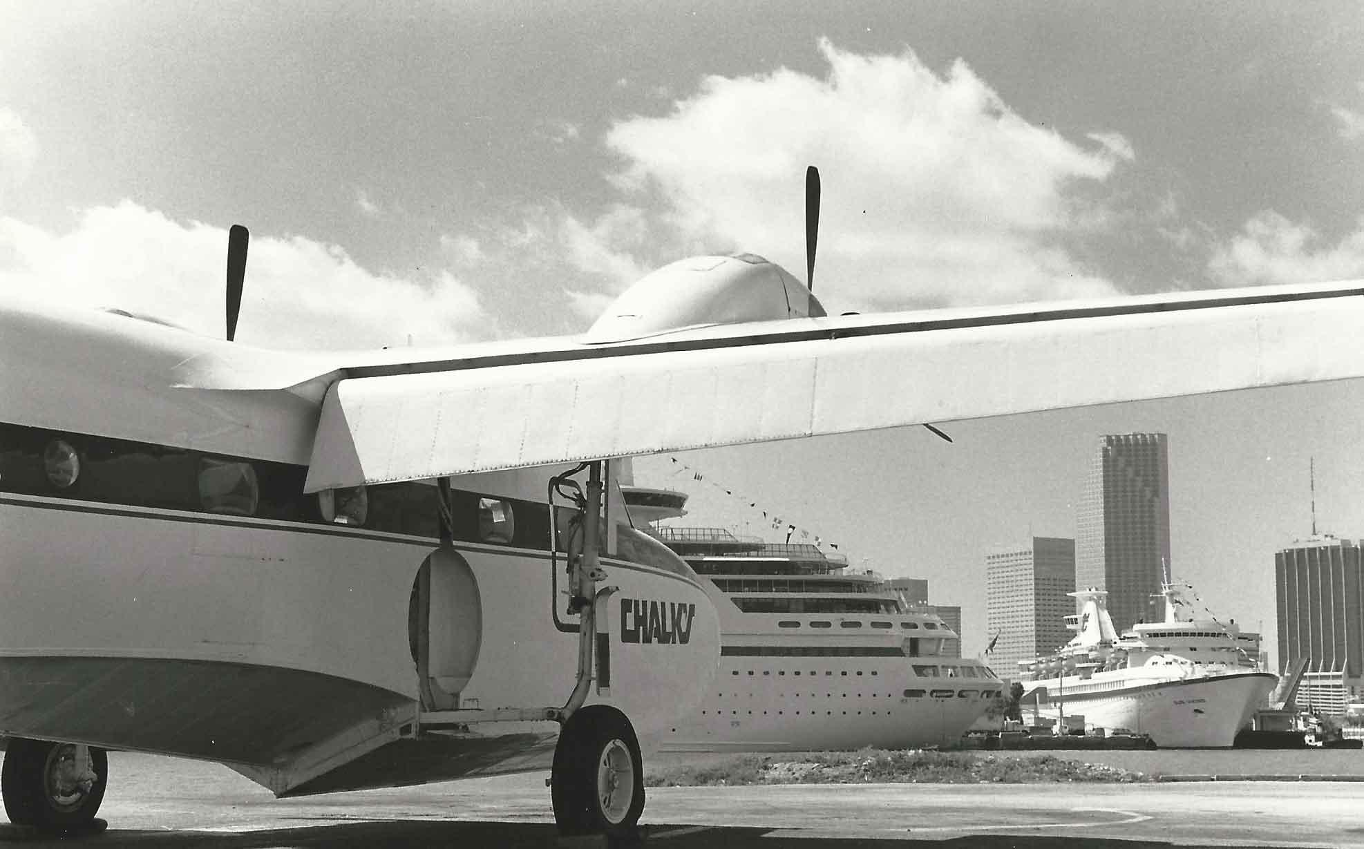 Seaplane base revival faces city vote