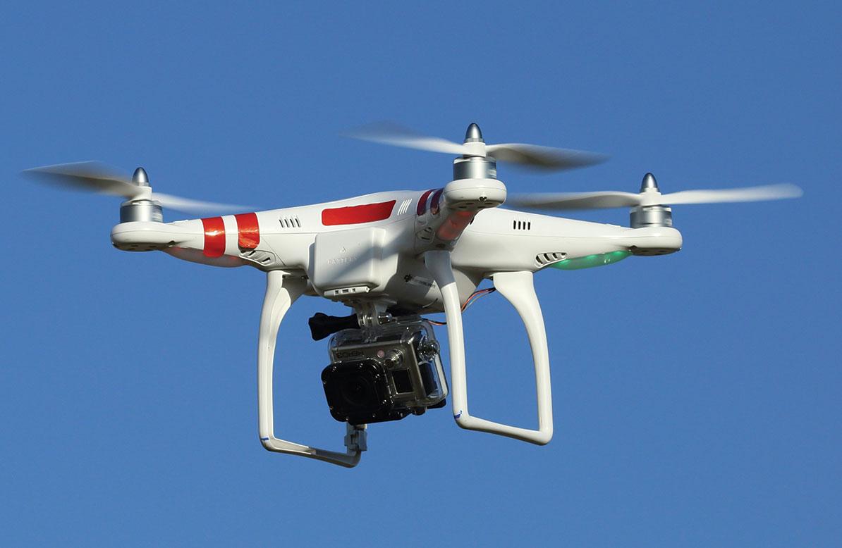 Entrepreneurs join the Drones Club
