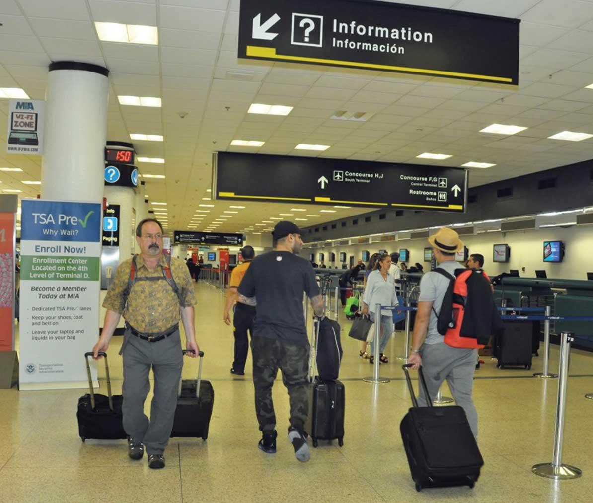 Officials look at rebuilding airport terminal