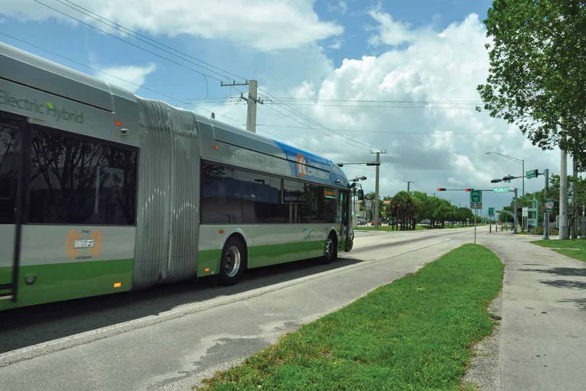 Jumbo Miami-Dade Transit buses cut complaints