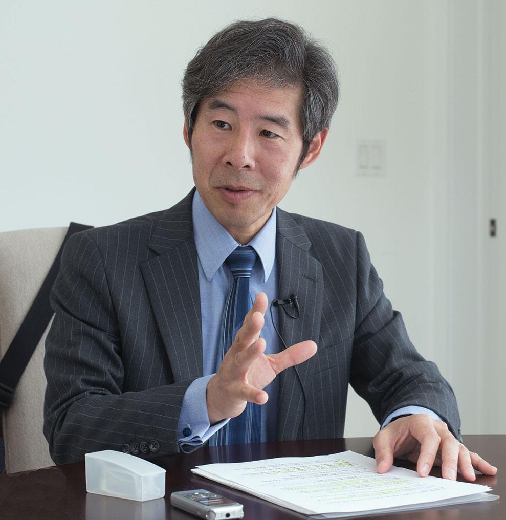 Ken Okaniwa: Sees US-Japan trade gains in Trans-Pacific Partnership
